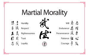 Martial-Morality