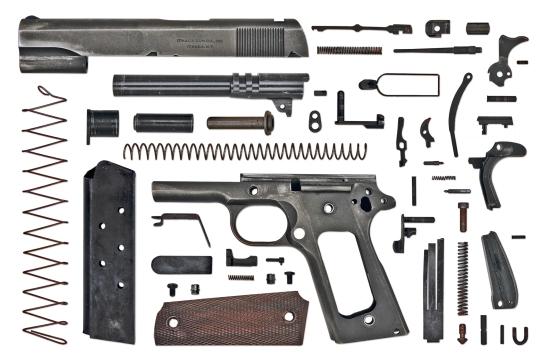 Anatomy-Pistol-US-M1911A1